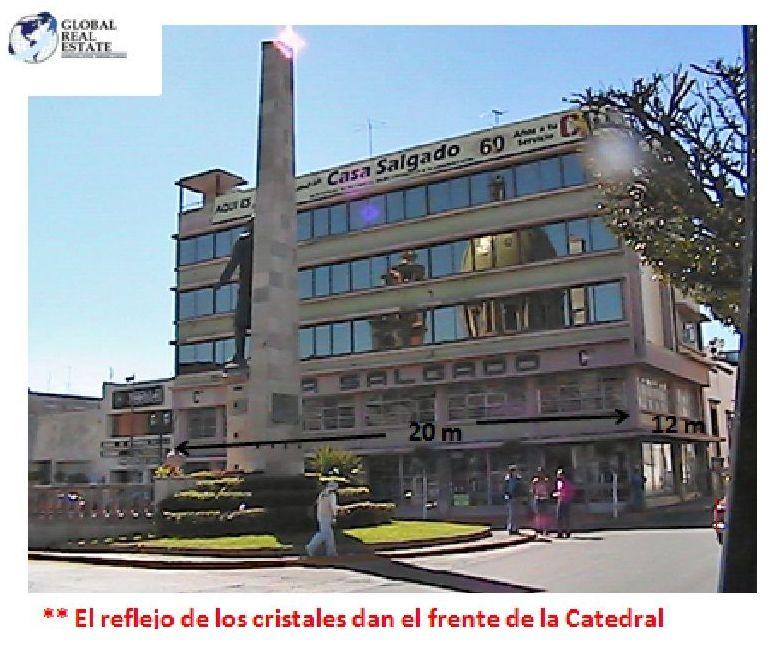 EDIFICIO EN CALZADA INDEPENDENCIA CENTRO 1